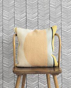 Ferm Living – Herringbone Behang
