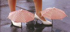 The Shoe Umbrella