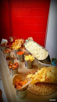 Corner de Snacks....by www.mimel.es