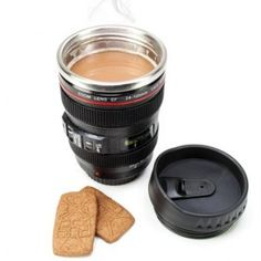 Daily Deal: Camera Objectiv Mug
