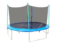 14' Trampoline and Safety Enclosure Combo Set only $348.00 ! (Price on July 10, 2012)