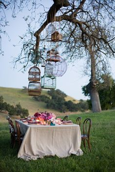 Lighting to continue the perfect picnic a little while longer...#perfectpicnic