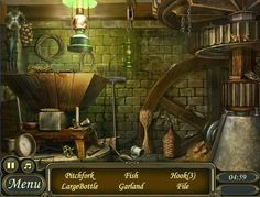 New flash game Mystery of the old  House 2