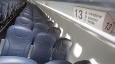 Here's an in-depth look at how airplane cabins have become much more cramped in recent years.