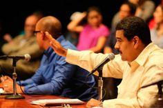 """<p id=""""obi_random_banners_posts"""" class=""""obi_random_banners_posts""""><p>Please enter banners and links.</p></p><p>El mandatario nacional se encuentra acompañado del jefe del Bloque de la Patria Héctor Rodríguez</p> <p>El presidente de la República Nicolás Maduro instaló este viernes el Congreso de la Patria en el Teatro Teresa Carreño en la ciudad de Caracas.</p>"""