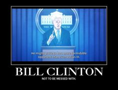 Rider's (Alexander the Great's) impression of Bill Clinton on T.V. [fate/ zero]    It's priceless ^_^