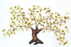 Gingko Tree (Brass)
