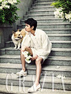 Jung Kyung Ho - Grazia Magazine June Issue 13