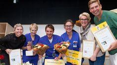 Utvecklingsarbeten till nytta för patienterna fick pris vid SÄS forsknings- och kvalitetsdagar - Södra Älvsborgs Sjukhus