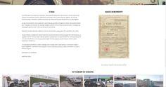 Firma transportowa              Projekt strony www wykonany przez Symen.pl
