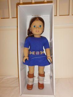 Saige American Girl Doll - 2013 Girl of the Year   eBay