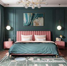 Modern Luxury Bedroom, Luxury Bedroom Design, Room Design Bedroom, Room Ideas Bedroom, Home Room Design, Luxurious Bedrooms, Home Decor Bedroom, Interior Design, Nordic Bedroom