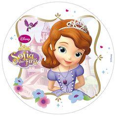 Oblea Princesa Sofía 2