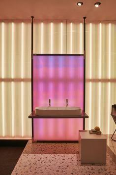 SaphirKeramik Collection Sonar, design by Patricia Urquiola