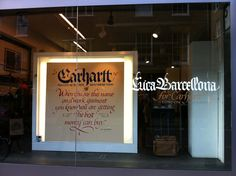 Performance for Carhartt shops | London 12th 13th march 2011. | Flickr - Photo Sharing!
