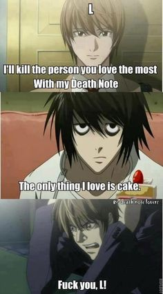 death note haha