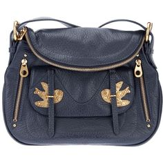 MARC BY MARC JACOBS shoulder bird bag ($640) ❤ liked on Polyvore