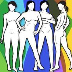Women's Health, pick your body type and it will list the fitness and meal plans for your body type.