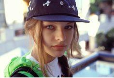 Young Cute Milla Jovovich