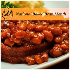 Julia's Simply Southern: Baked Beans Recipe Roundup - National Baked Bean M...