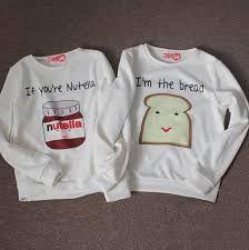 Resultado de imagen para camisetas para parejas con frases