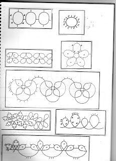 More Edging Patterns. tanti schemi brasiliani.