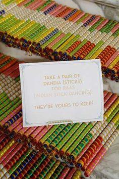 Dandia sticks :D