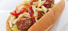 Asian-Style Glazed Hot Dogs  Recipes | Ricardo