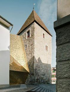 Rapperswil-Jona Municipal Museum xtension and renovation by mlzd