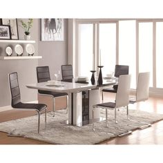 Marcelle 7pc Dining Collection