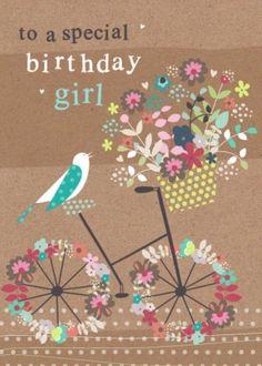 Birthday - Martina Hogan