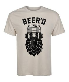 I definitely need to get this for my bearded, beer…