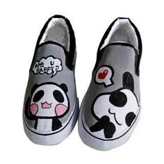 Buy 'HVBAO – Printed Canvas Slip-Ons' with Free International Shipping at YesStyle.com. Browse and shop for thousands of Asian fashion items from China and more!