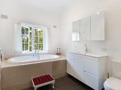 Period bathroom ideas with spa bath