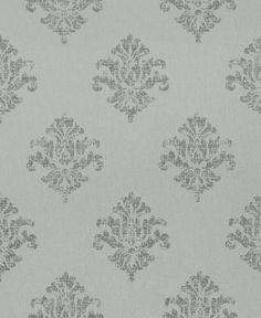Wallpaper Design 'Yala' reference 4400026 -  Green #Paper Moon #Interior Design #Wallpaper