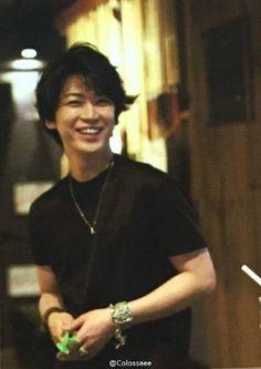 Wink Up Mag Kamenashi Smile