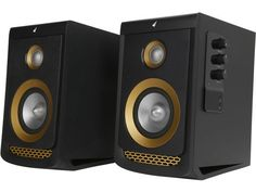 Rosewill SP-7260 - 2.0 Woofer Speaker System for Gaming, Music and Movies, 60W RMS