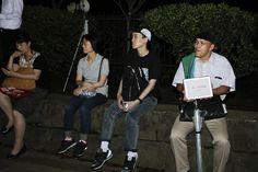 7/17/2015のSEALDs国会前抗議行動の写真連投します。 SCENE_2 #SEALDs #本当に止める