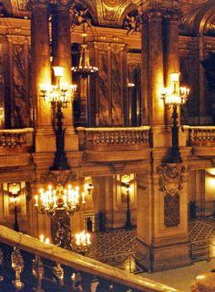 Palais Garnier  #Architecture #France