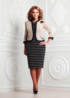 Plus Size Dresses, Plus Size Outfits, Modest Fashion, Fashion Dresses, Suits For Women, Clothes For Women, Mode Simple, Mode Chic, Karen
