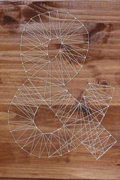 string
