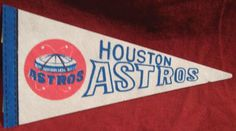 Hey, I found this really awesome Etsy listing at https://www.etsy.com/listing/398683781/vintage-mid-1970s-houston-astros-mlb