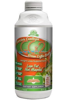 GCX-2 - Garcinia Cambogia and Green Coffee Bean Liquid Health 32 oz Liquid -- Visit the image link more details.