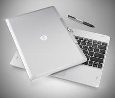 HP convertible notebook - 2012 on Behance