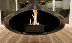 Big Mouth Fireplace