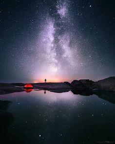 9,517 отметок «Нравится», 58 комментариев — Milky Way Chasers (@milkywaychasers) в Instagram: «Thomas Winge at Hammarudda, Ålands Islands. — REPOST: @winge.fi from…»