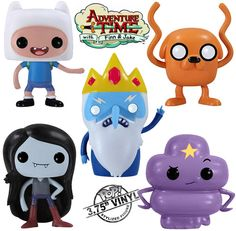 Adventure Time Pop! Vinyl Figure <3 <3 <3