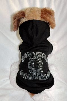 Have this for my pup to rock the Chanel fashion