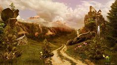 fairytale wallpaper - Google Search