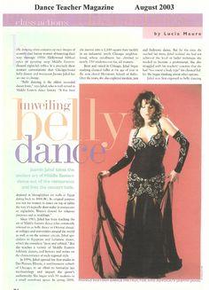 Jasmin Jahal featured in Dance Teacher Magazine